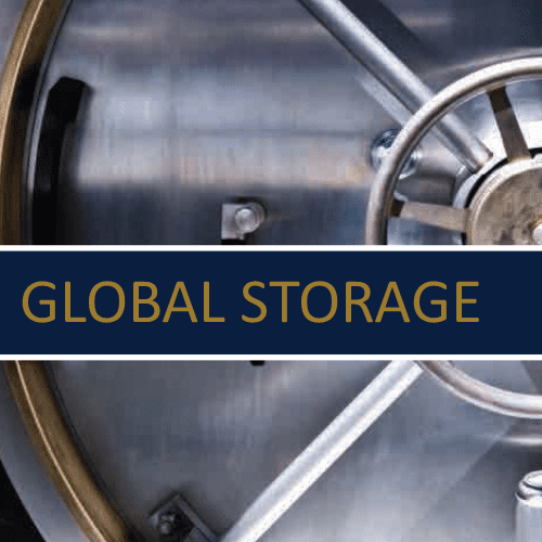 Global Precious Metals Storage, Shipping & Fulfillment