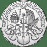 Austrian Philharmonic Platinum 1 oz.