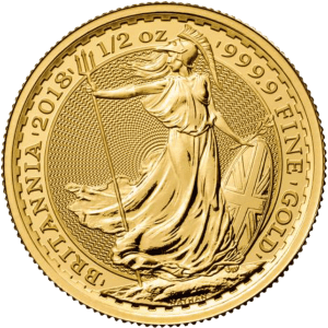 2018 Gold Britannia
