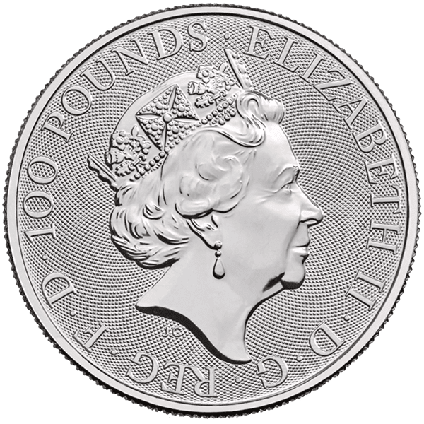 Red Dragon of Wales – Platinum Back
