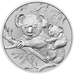 2 oz Silver Pierford Koala - Next Generation