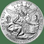 Silver Texas Commemorative Rounds